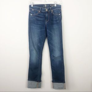 7 For All Mankind | Modern Straight Jeans